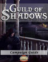Guild of Shadows Campaign Guide