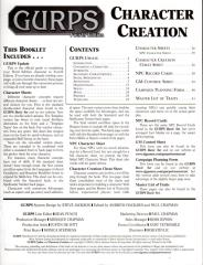 Character Creation (4th Edition)