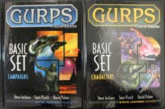 Gurps 4th Edition Basic Set 2-Pack