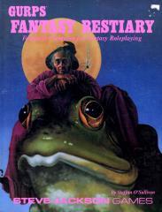 Fantasy Bestiary (1st Edition)