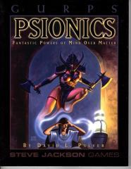 Psionics (5th Printing)
