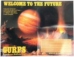 Gurps Space Promo Poster