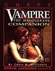 Vampire the Masquerade - Companion