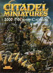 Citadel Miniatures 2000 Holiday Catalog