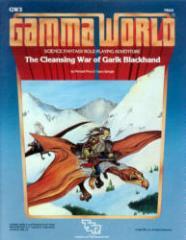 Cleansing War of Garik Blackhand, The