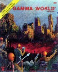 Gamma World (1st Edition, 2nd Printing)