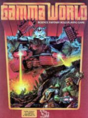 Gamma World (2nd Edition, Robot Cover)