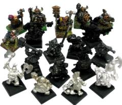 Dwarf Collection #1 - 18 Figures