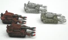 Gun Wagons #1 (Metal)
