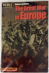 Great War in Europe, The