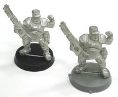 Cadian Lieutenants 2-Pack #1