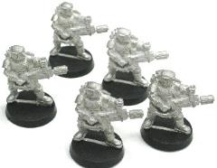 Cadian Melta Gunners Collection #1