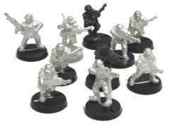 Cadian Shock Troops Collection #3