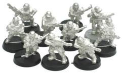 Cadian Shock Troops Collection #4