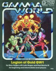 Legion of Gold