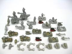 Ork Vehicle & Bits Collection - 20 Figures & 12 Bits!