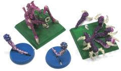 Biovore w/Ripper Swarm & Spore Mines Collection (Metal & Plastic)