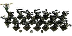Black Orcs w/Command Collection #1