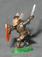 Gnome Titan (Male)