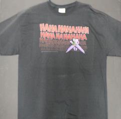 'Haha' Joker T-Shirt (XL)