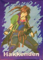 Hakkenden Wall Scroll #1