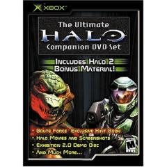Ultimate Halo Companion DVD Set