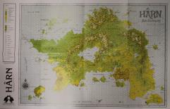 Harn World Map (Free RPG Day 2012)
