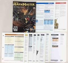 Harn Collection - HarnMaster, Magic, Regions & More!