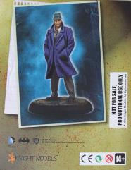 Detective Harvey Bullock Exclusive Stat Card