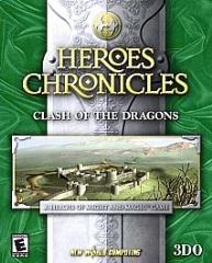 Heroes Chronicles - Clash of the Dragons