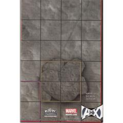 Avengers vs. X-Men OP Kit 4 Surface of the Moon / K'un L'un Double-Sided Map