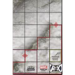 Avengers vs. X-Men OP Kit 1 Wundagore Mountain / Savage Land Double-Sided Map