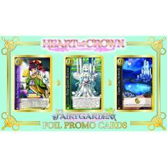 Heart of Crown - Fairy Garden Foil Card Set