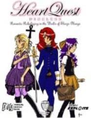 Heartquest - Shoujo RPG (Diceless Edition)