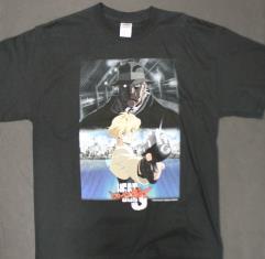 Heat Guy J T-Shirt (L)