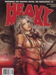 "2004 September ""Regulator #2, The Demon Wind #3, Galactic Geographic"""