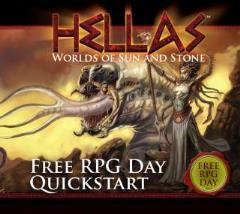 Quickstart Rules w/Prison Break (Free RPG Day 2015)