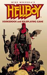 Hellboy - Sourcebook and RPG