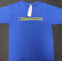 """Hen na Gaijin"" T-Shirt - Blue (L)"