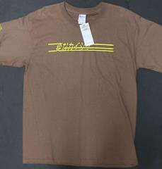 """Hen na Gaijin"" T-Shirt - Brown (L)"