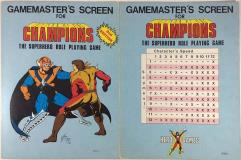 Gamemaster's Screen (2nd Edition)