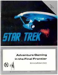 Star Trek - Adventure Gaming in the Final Frontier