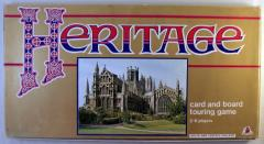 Heritage - Card and Board Touring Game