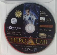 Hero Lab Demo