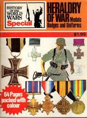 Heraldry of War - Medals, Badges, and Uniforms