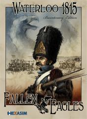 Waterloo 1815 - Fallen Eagles (1st Printing)