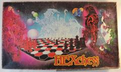 HexChess - Chess for Three Players