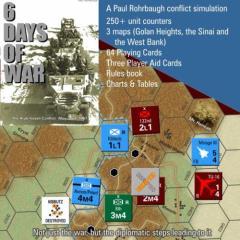 6 Days of War - The Arab-Israeli Conflict