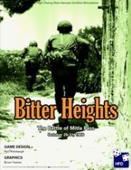 Bitter Heights - The Battle of Mitla Pass