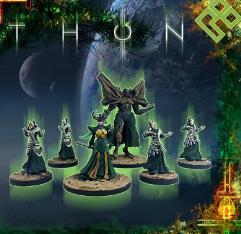 Highborn of Byamat Faction Box